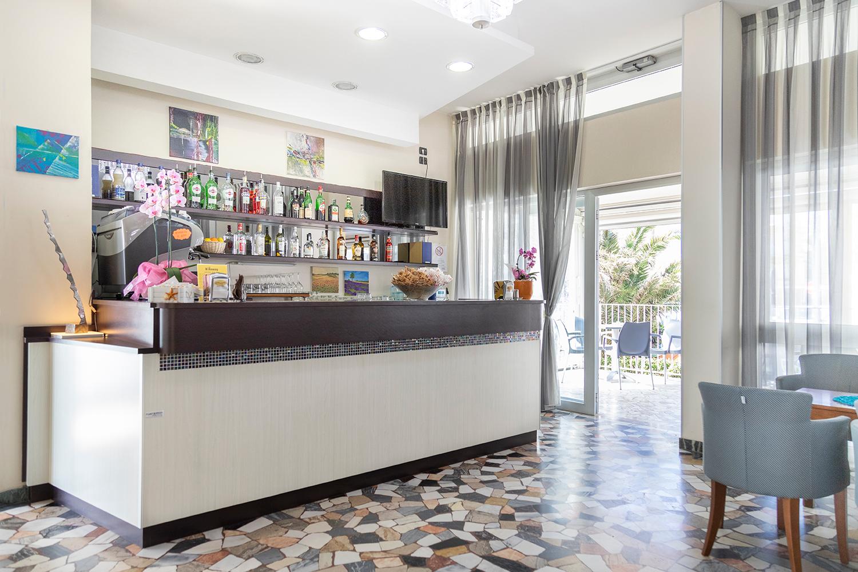Hotel Haway Rimini - bar