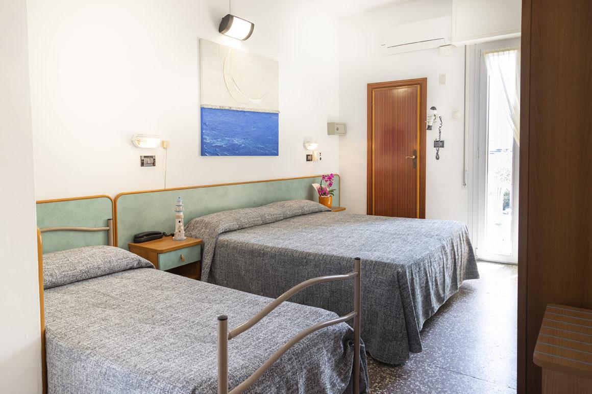 Camera Tripla - Hotel Haway Rimini